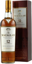 Macallan 12 Years Sherry Finish