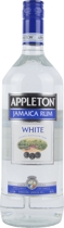 Appleton Rum White 1 litre