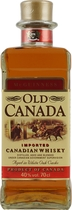 Old Canada Mc Guiness Whisky