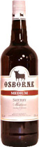 Osborne Sherry Medium 1 Liter