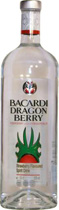 Bacardi Dragon Berry 1 Liter