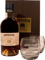 Aberlour+15+Jahre+Cask+Reserve+mit+2+Gl%E4sern - Aberlour 15 year Cask Reserve with 700 ml. and 43 % volume with two glases  Der Aberlour 15 years Cask Reserve is a perfect Aberlour, which is balanced very well and smooth. The Aberlour Whisky 15 yea...