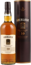 Aberlour+Whisky+10+Jahre - Aberlour 10 years with 70 cl. and 40 % volume from Scotland. Would be something perfect as a pre dinner drink.   The Aberlour 10 years is a dry whisky, which has often been awarded at the IWSC. The ta...