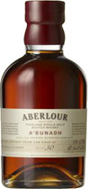 Aberlour a Bunadh Whisky Cask Strength 59,6 % - Aberlour a Bunadh with very strong 59,6 % volume with 700 ml. content.   The Aberlour a Bunadh is a very strong but great sherry whisky. They release always new batches to produce this great Whisky.  ...
