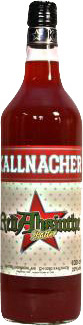 Absinthe Kallnacher Red Bitter 1 Liter