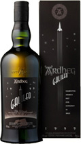 Ardbeg+Galileo+-+Der+Space+Whisky - Ardbeg Galileo Single Malt Scotch Whisky with 0,7l and 49% Vol.  Not often such a mystery surrounded a whisky like the Ardbeg Galileo, the legitimate successor of the Ardbeg Alligator.  Distilled in 1...