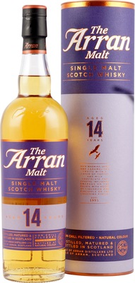 Arran Whisky 14 years