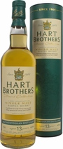 Auchentoshan 13 years - Hart Brothers Finest Collection - Auchentoshan 13 years - Hart Brothers Finest Collection with 0,7l and 46% Vol.  A Lowland Single Malt. Triple distilled. Fruity Aromas and Coco-notes.  Distilled in June 1999 Matured in Bourbon Cask B...