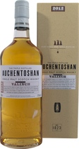 Auchentoshan Valinch Single Malt - 2012 - Auchentoshan Valinch 2012 Single Malt with 0,7l and 57,2% Vol.  1st fill bourbon cask, cask strength, nonchillfiltered, triple distilled.  Here some Tastingnotes:  Nose: Vanilla and fruit with Butters...