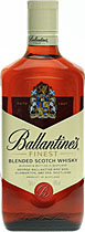 Ballantines Finest - Ballantines Finest 0.7 liter with 40% volume from Scotland.   A Scotch whiskey is drunk, especially blended with cola. The Ballantine\'s Finest slightly sweet and in the area of mixing a good alternat...