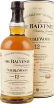 Balvenie+12+Jahre+Double+Wood - Balvenie Double Wood 12 Jahre with 700 ml. capacity and 40 % volume.  The Balvenie Doublewood Single Malt Scotch Whisky is a 12 year old single malt which gains its distinctive character from being ma...