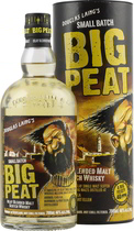 Big Peat Blended Scotch Whisky - Big Peat Blended Scotch Whisky with 0,7l and 46% Vol.  Many legends are rumord iaround Islay. Some of them are myths, some of them are true. One thing is for sure:  If a whisky comes from Islay, you c...