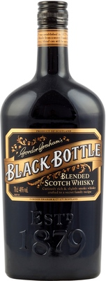 Black Bottle Whisky / Best Blended Scotch 2005