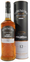 Bowmore+Enigma+1+Liter - Bowmore Enigma with 12 years, 1 liter and 40 % volume.  The Bowmore Enigma matured in sherry barrels so the palate is sweet sherry flavours with a robust smokiness and a trace of fresh lemon zest.   T...