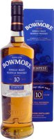 Bowmore Tempest Whisky Small batch release 4 - Bowmore Tempest with 10 years with 700 ml. and strong 55.1 % volume. Small batch release 4  &quot;as fresh as the sea-air with wips of peat smoke and sweet citrus&quot;  This whisky matured for 10 yer...