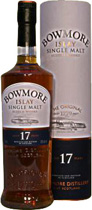 Bowmore+Whisky+17+Jahre - Bowmore 17 Years with 70 cl. and 43 % volume.   By many regarded as the best Bowmore of them all. A super quality Islay malt for a very good price.   For many people, this is the best standard bottlin...