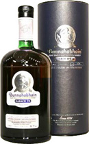 Bunnahabhain+Darach+Ur+1+Liter - Bunnahabhain Darach Ur with 1 liter capacity and 46.3 % volume.   They use new oak barerls for this single malt whisky.  Its an unchill-filtered whisky natural in colour and of a higher strength, the ...