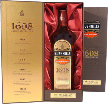 Bushmills 1608 400 th Anniversary