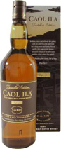 "Caol Ila Distiller Edition 2012 / 2000 - Caol Ila Distillers Edition 2012 with 43% volume and 0,7 liter.  Caol Ila is Galic and means ""the sound"". There are different notes between sea and olive oil.  The tasting notice of the Caol..."