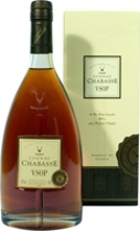 Chabasse+VSOP+Cognac - Chabasse VSOP Cognac with 700 ml. and 40 % Vol. Nice unique bottle. This Cognac is round about 4-5 years old produced in France.