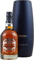 Chivas Regal 18 Jahre Pininfarina Edition - Chivas Regal 18 years Pininfarina Edition with 0,7l and 40% Vol.  Designed by Pininfarina, who designed car parts for Ferrari.  Chivas Regal 18 years is an absolute luxurious special edition combining...
