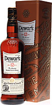 Dewars 12 Years Blended Scotch Whisky - Dewar\'s 12 years blended Scotch Whisky with 0,7l and 40% Vol.  Composed by Masterblender Tom Aitken from selected Whiskys.  Additionally matured in Oakcasks.  Dewar\'s is a Highland Blended Scotch.  ...