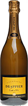 Drappier+Brut+Carte+Dor+Champagner+750+ml. - Drappier Carte D�or Brut with 750 ml. and 12 % Vol. A really good champanger. Drappier\'s Carte d\'Or Brut champagne has all the aroma of the Pinot Noir grape variety, which in fact makes up 90% of th...