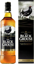 Famous+Grouse+Black+Grouse+%2F+Gold+Medal+ISC+2010 - Famous Grouse Black Grouse with 700 ml. capacity and 40 % volume from Scotland.  The Black Grouse is a marriage of Islay Malt Whiskies. The whisky is more peaty and smoky. Pale gold. Big, bold nose wi...