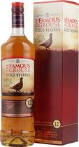 Famous+Grouse+Gold+Reserve+12+Jahre+1+Liter - Famous Grouse Gold Reserve 12 years with 1000 ml. and 40 % volume from Scotland.  The Famous Grouse Gold Reserve 12 years is a high quality bottling from Famous Grouse.   Tasting notes of the Famous G...