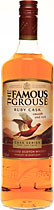 Famous+Grouse+Port+Wood+Finish+1+Liter - Famous Grouse Port Wood with 1 liter and 40 % volume from Scotland. Very cheap.   In this Port wood Finish Scotlands favorite blend is then transferred to specially selected Port wood for finishing. T...
