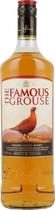 Famous+Grouse+Whisky+1+Liter - Famous Grouse Whisky with 1 liter content and 40 % volume from Scotland.  The blended Famous Grouse Scotch Whisky is very popular.  The Famous Grouse Whisky is perfectly balanced, very smooth and dry ...