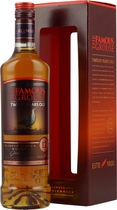 Famous Grouse Whisky 12 years - Famous Grouse 12 years with 700 ml. and 40 % volume from Scotland.   Blended with Highland Park and Macallan Whiskies and matured for 12 years in oak barrels. Has a dense quality to it. Vanila and saw...