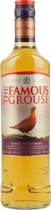 "Famous Grouse Whisky - Famous Grouse Blended Scotch Whisky with 0,7l and 40% Vol.  ""There are many Whiskys in Scotland, only one is famous"", this slogan is widely spread in the UK and pronounces the status of Famo..."