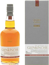 Glenkinchie+1996+Distiller+Edition+2010 - Glenkinchie 1996 Distiller Edition with 700 ml. and 43 % volume as Lowland Single Malt.   Matured in oak barrels and later in Amontillado Casks. With a soft smokiness in the aroma, the palate is sweet...