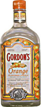 Gordons Orange Vodka - Gordons Orange Vodka with 700 ml. and 30 % volume.   Gordon\'s does a wonderful job infusing natural and artificial orange flavorings with their Original Vodka. Capable of retaining the straightforwar...