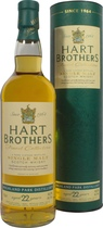 Highland Park 22 Years - Hart Brothers Finest Collection  - Highland Park 22 Years with 0,7l and 46 % volume in the Hart Brother\'s Finest Collection.   Hart Brothers is a label of fine independent Whisky bottlings. The Highland Park 22 years is one of those r...