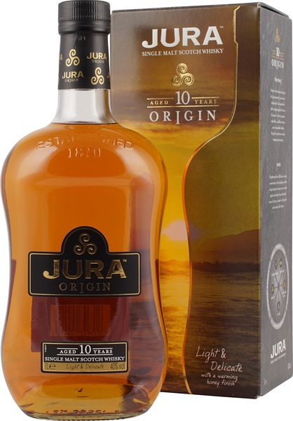 Isle of Jura 10 years 1 liter