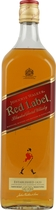 Johnnie+Walker+Red+Label+1+Liter - Johnnie Walker Red Label 1 liter capacity with 40 % volume.  Tasting notes of the Johnnie Walker Red Label:  color: read-golden, very brighting smell: fresh aroma with a touch of vanilla and malt tast...