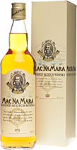 MacNaMara Blended Scotch Whisky - MacNaMara Blended Scotch Whisky mit 0,7l and 40% Vol.  One can taste the gaelic descent of this MacNaMara blended scotch whisky that originates from the gaelic speaking part of the Isle of Skye. Mac N...