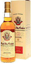 MacNaMara+Blended+Whisky+Rum+Finish - MacNaMara Blended Whisky Rum Finish, 0,7 L, 40% Vol.  aditionally matures in Guyana Rum casks.  The Mac Na Mara Blended Whisky Rum Finish
