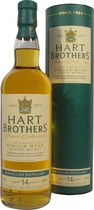 Macallan 14 Jahre Cask Strength 53,8% Vol.  - Hart Brothers Finest Collection  - Macallan 14 Years Cask Strength 53,8% Vol.  - Hart Brother\'s Finest Collection.   Hart Brothers is a label of fine independent Whisky bottlings. The Macallan 14 years Cask Strength is one of those ra...
