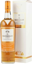 Macallan Amber 1824 Edition - Macallan Amber 1824 Edition with 40% Vol. and 0,7l  From the Speyside in Schottland Macallan Single Malt originates. Since 1824 the Macallan Distillery produces Whisky that was originally used for ble...