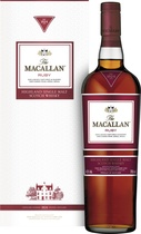 Macallan Ruby 1824 Edition - Macallan Ruby 1824 Edition with 43% Vol. and 0,7l  From the Speyside in Schottland Macallan Single Malt originates. Since 1824 the Macallan Distillery produces Whisky that was originally used for blen...