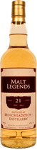 Malt+Legends+-+Bruichladdich+1991+-+Sonderabf%FCllung - Bruichladdich 21 years with 0,7l and 43% Vol. from the Malt Legends Series  This Bruichladdich bottling is as special limited edition for the SSG-Trading Company and exclusively available in this shop...