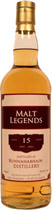 Malt Legends - Bunnahabhain 1997 - Bunnahabhain 1997 Cask Strength with 59,2% Vol. and 0,7l from the Malt Legends Series  This Bunnahabhain 1997 Single Cask Whisky from the Cask #5427 was botted exclusively for the SSG-Trading Company....