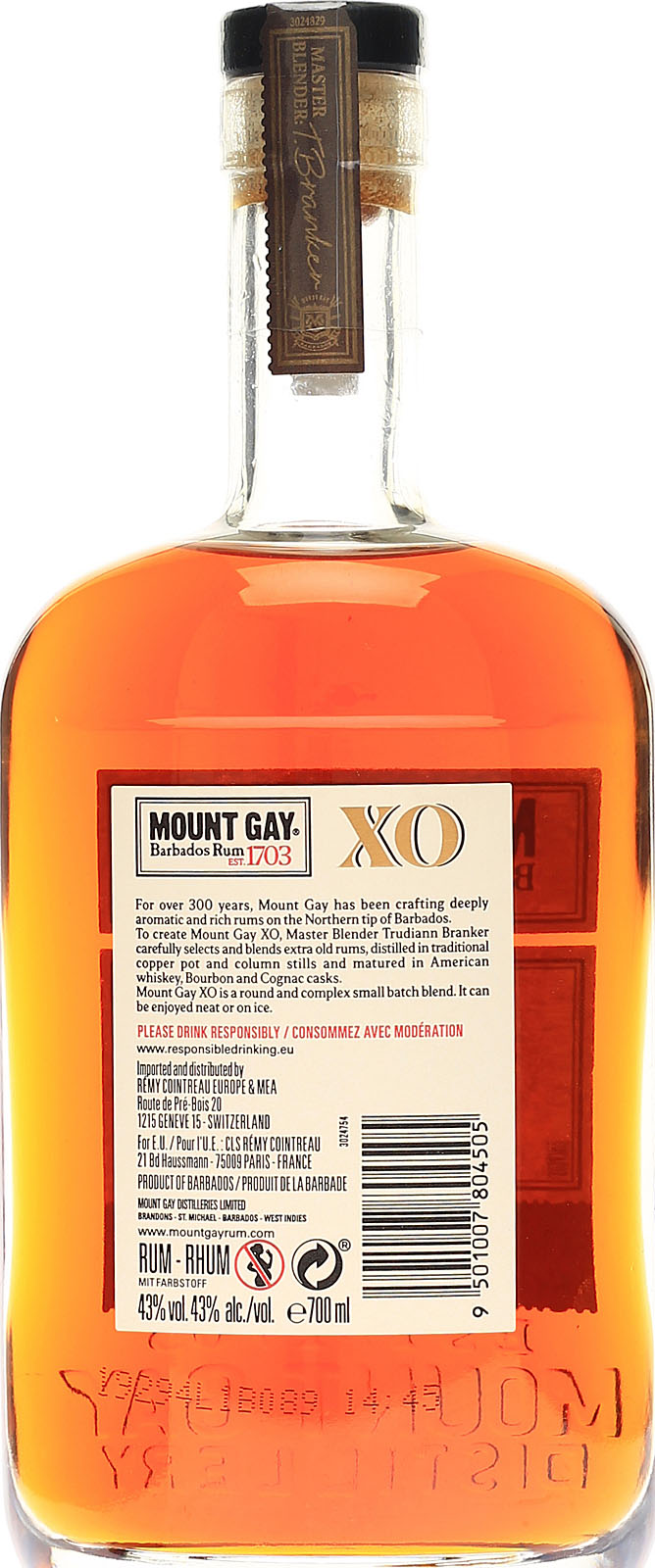 Mount Gay Special Reserve 17