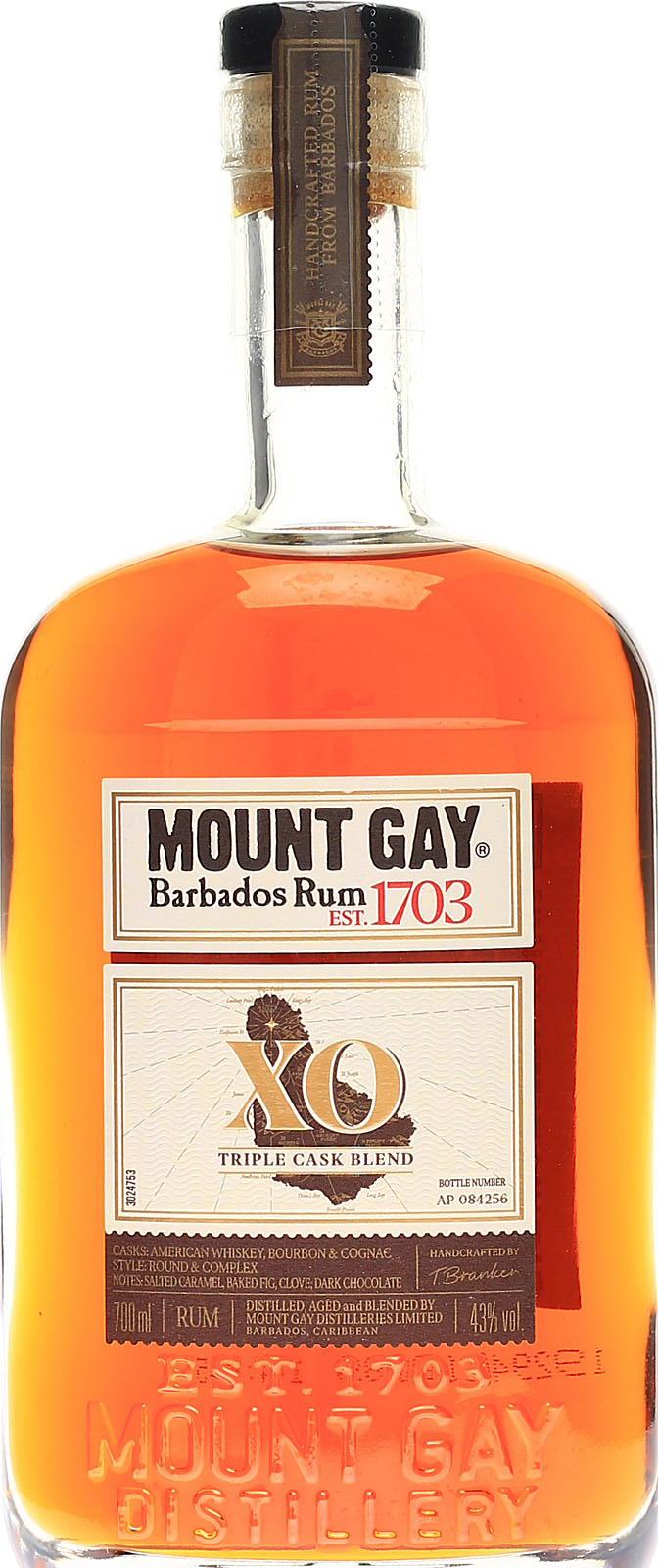 Mount Gay Special Reserve 87