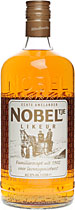 Nobeltje+Rumlik%F6r+1%2C0+Liter - Nobeltje rum liqueur with 0,5 liter content and 32% volume from Ameland.  The real Ameland Nobeltje is a liqueur, which is distilled since 1902 in Ballum, a village with only 400 habitants.   The Nobe...