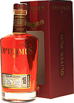 Opthimus 18 Anos Solera - Opthimus 18 Anos Rum with 700 ml. content and 38 % volume from the Dominican Republic.   The 18 Anos Rum by Opthimus offers an excellent taste to every rum fancier. This Opthimus rum developes a compl...