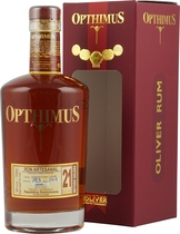 Opthimus+21+Anos+Solera - Opthimus 21 Anos with 38 % volume and 700 ml. content from the Dominican Republic.   The 21 Anos by Optimus offers an excellent Taste to every rum fancier. This Opthimus rum developes a complex taste ...